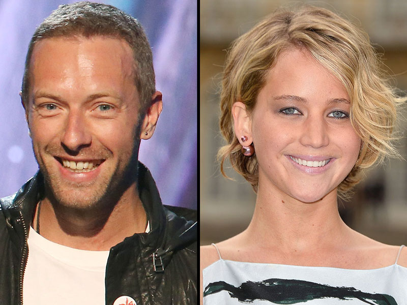 """Chris Martin and Jennifer Lawrence are """"Consciously Uncoupling"""""""