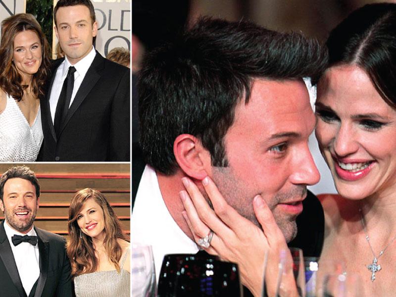 Jennifer Garner Here to Stay for 'Gone Girl' Husband