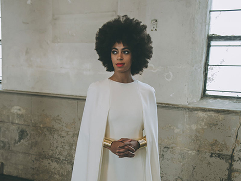 Beyonce's Sister, Solange, Weds in New Orleans