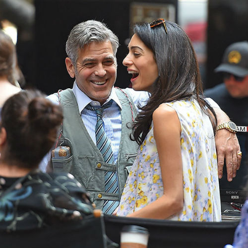 George Clooney (Hello)