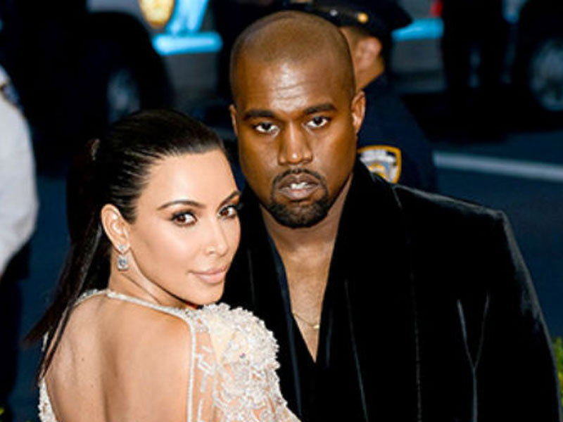 Kim and Kanye Renewing Vows? Already?