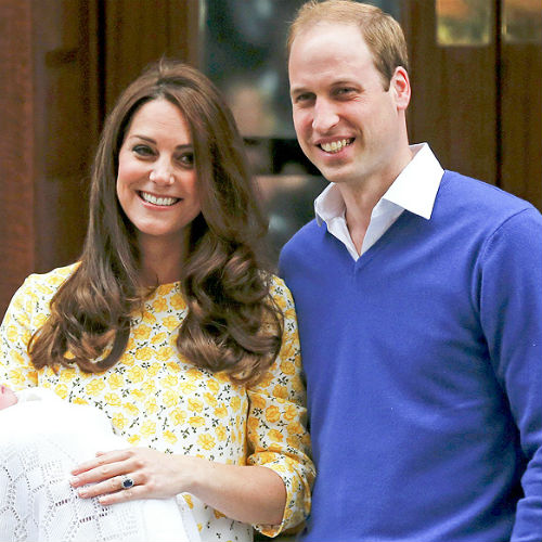 Kate Middleton Prince William (People Magazine)