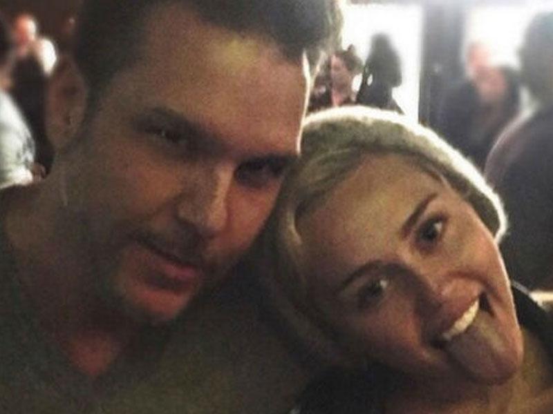 Miley Cyrus and Dane Cook Get Cozy