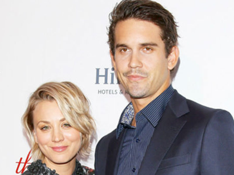 Kaley Cuoco Files For Divorce From Ryan Sweeting
