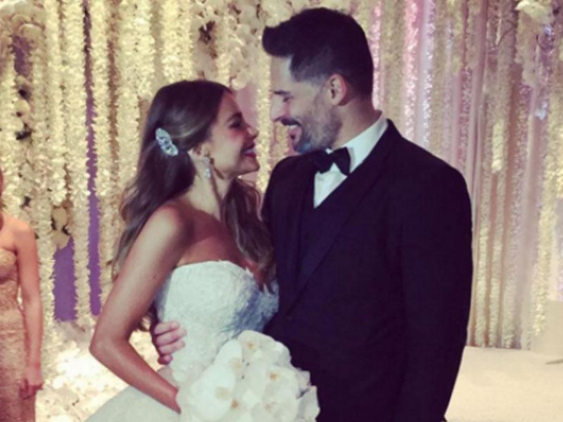 Sofia Vergara and Joe Manganiello Finally Tie the Knot