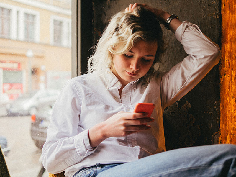 What to say to women when matched on online dating