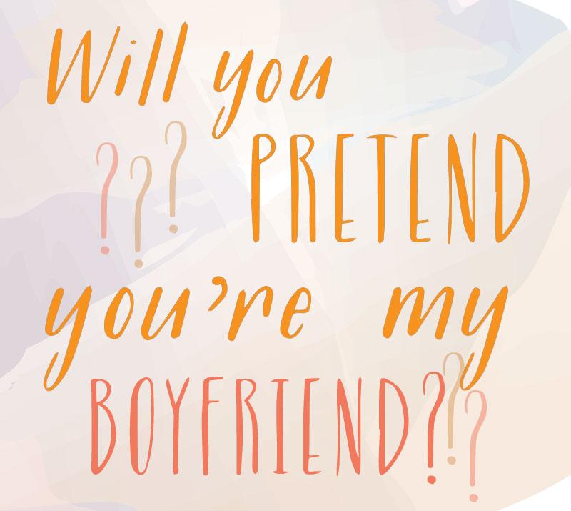 "Flirting quotes: ""Will you pretend you're my boyfriend."" - Patti Smith"