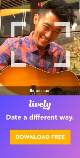 Lively dating app