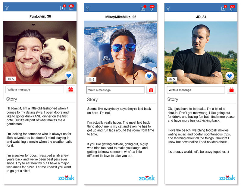 Online Dating Profile Samples - Read Our Online Dating Profile Templates