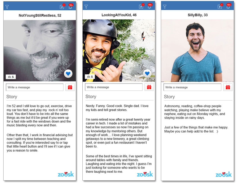 good dating profile messages Okcupid is the only dating app that knows you're more substance than just a selfie—and it's free download it today to make meaningful connections with real people.