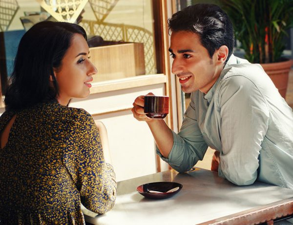 A guy who took some good dating advice and didn't do these 5 things on his first few dates.