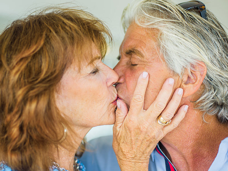Tips on hookup a much older man