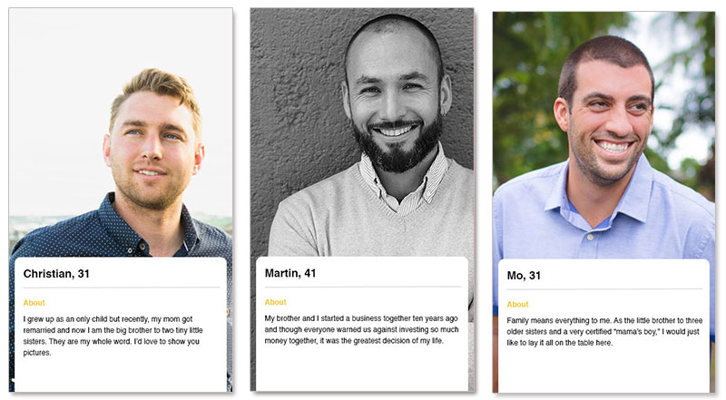 best funny dating profile examples