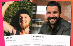 Two tinder dating profile examples for men int heir 20s and 30s.