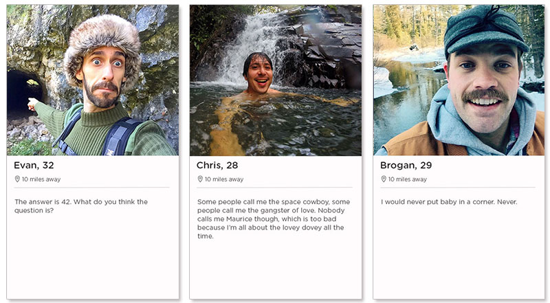 sample guy dating profiles