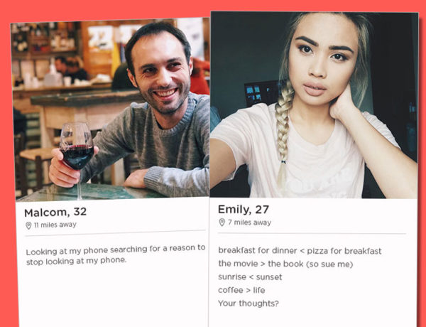 Examples great online dating profiles — 7