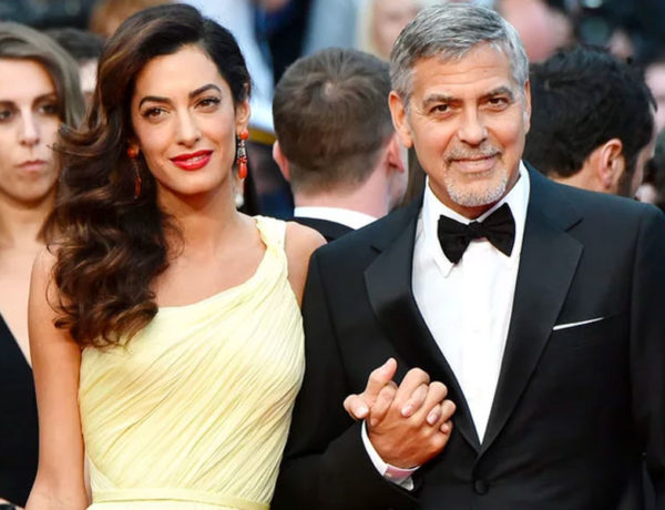 George and Amal Clooney--one example of a successful age gap relationship.