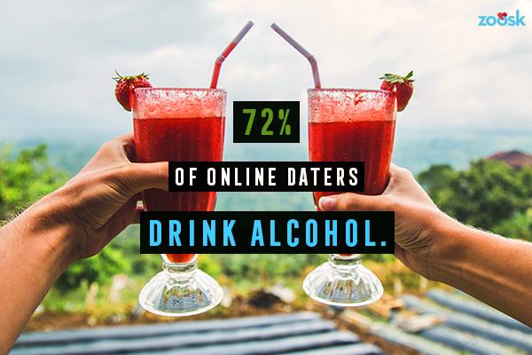 No alcohol dating site