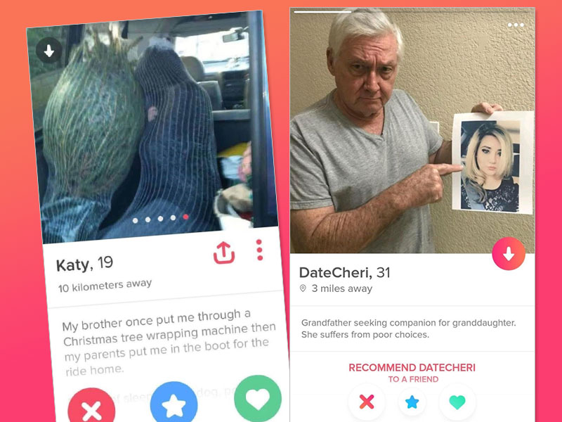 Good tinder bios