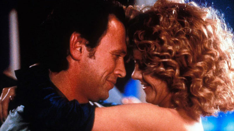 The declarations of love scene from When Harry Met Sally.