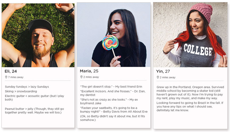 Informative speech about online dating