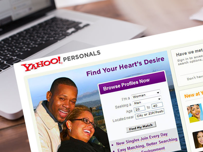 Yahoo Personals Alternatives To Try After The Shut Down