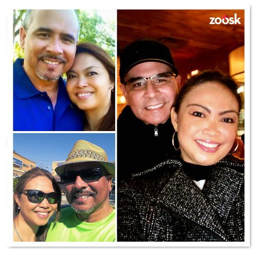 Zoosk Success Couple Juan and Czarina