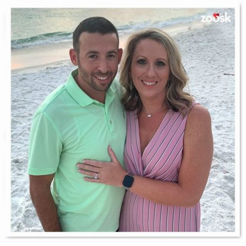 Zoosk Success Couple Tonia and Daniel