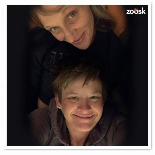 Zoosk Success Couple Tiffany and Jane