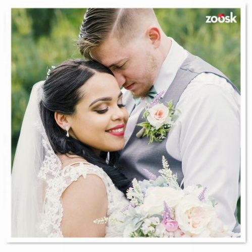 Zoosk Success Couple Erica and Joseph
