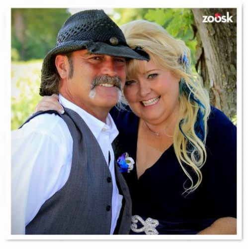 Zoosk Success Couple Donna and Terry