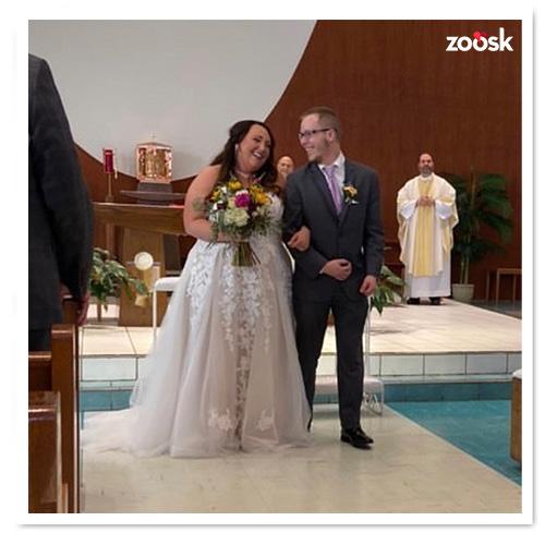 Zoosk Success Couple Eriene and Samuel