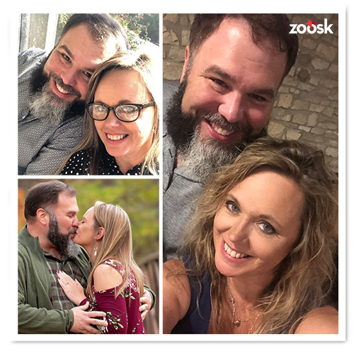 Zoosk Success Couple Angi and Walt
