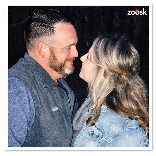 Zoosk Success Couple Sarah and Steve