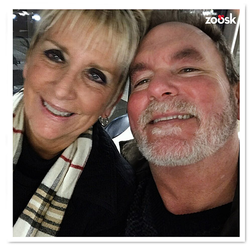 Zoosk Success Couple Mike and Pamela