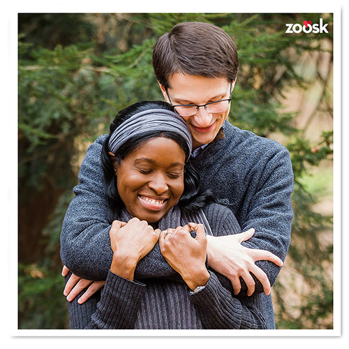 Zoosk Success Couple Tydal and Matt