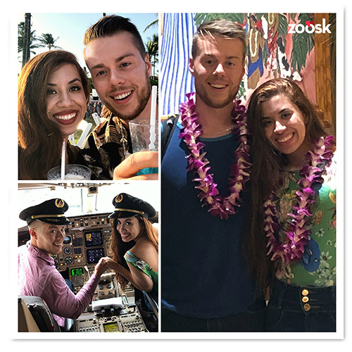 Zoosk Success Couple