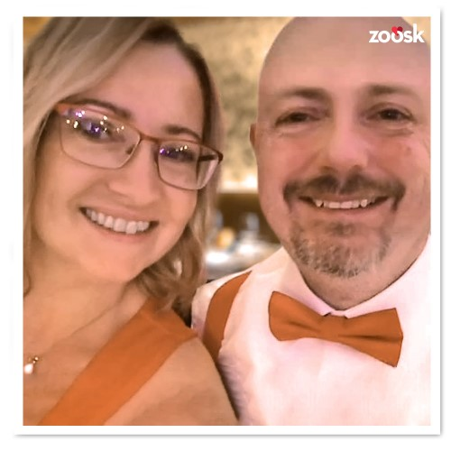 Zoosk Success Couple Paul and Jane