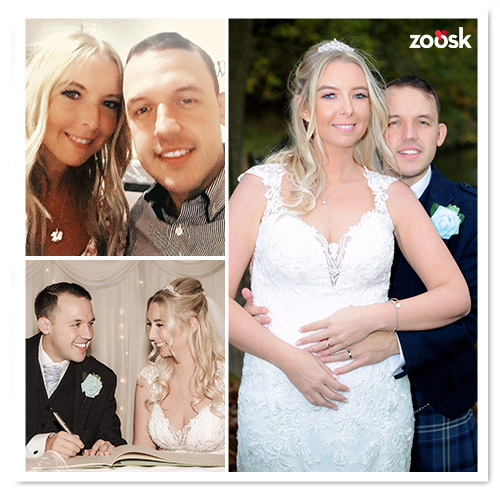 Zoosk Success Couple Rebecca and Michael
