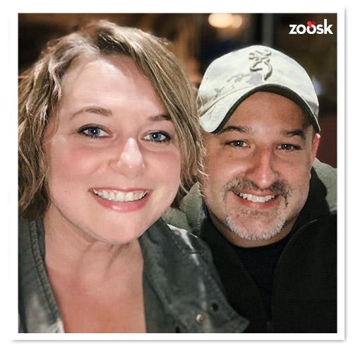 Zoosk Success Couple Nicole and Jason