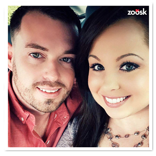 Zoosk Success Couple Kevin and Bailey