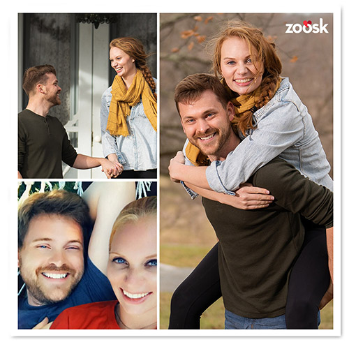 Zoosk Success Story Kristi and Andy