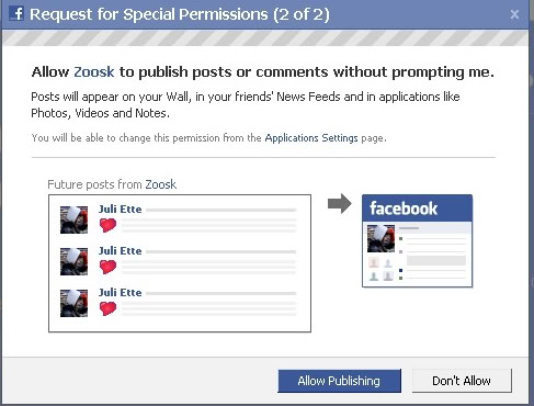 Zoosk sign in page